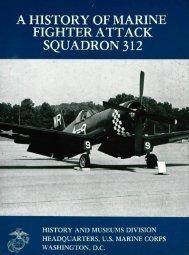 A History of Marine Fighter Attack Squadron 312 PCN 19000307700