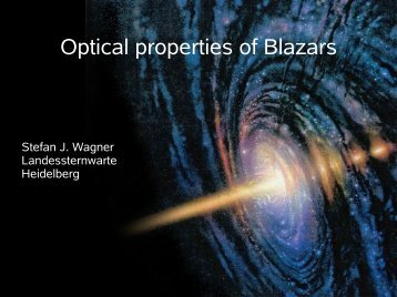 Optical properties of Blazars - AGILE
