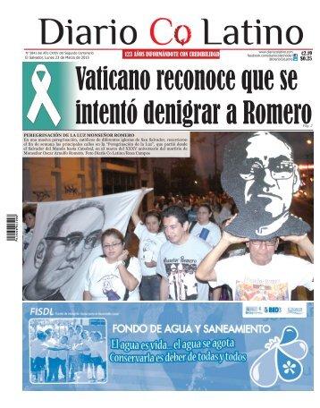 Edición 23 de Marzo de 2015