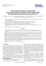 PDF (1.903 MB) - Astronomy & Astrophysics