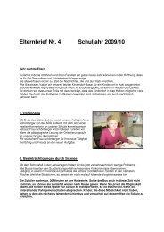 Elternbrief Nr.4 2009/10 - Hermann-gmeiner-schule-daaden.de