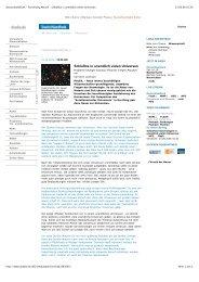 Deutschlandfunk - Forschung Aktuell - Schlaflos ... - Universe Cluster