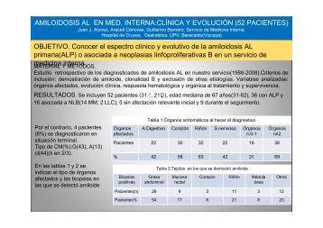 52 PACIENTES - EXTRANET - Hospital Universitario Cruces