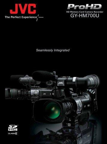 GY-HM700U - BroadcastStore.com