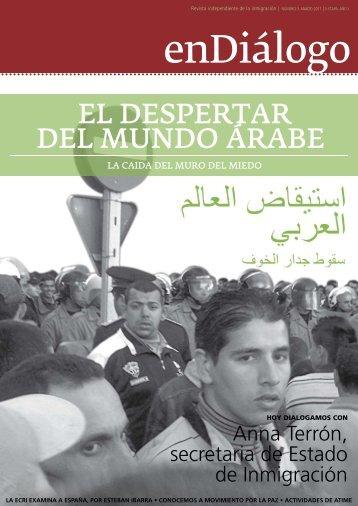 Número 3 de la Revista En Diálogo - Humania.tv