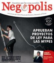 Negópolis - Edición N° 14