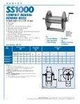 manual rewind reels - Oil Service - Page 6