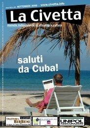 saluti da Cuba! - La Civetta