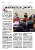 UN ALTRO MONDO È POSSIBILE - La Civetta - Page 5