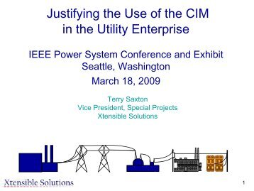 Justifying the Use of the CIM - CIMug
