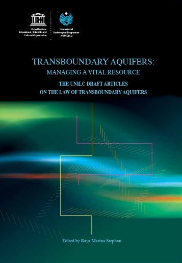 Transboundary Aquifers