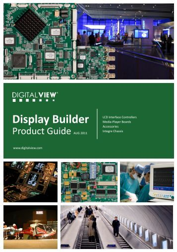 Display Builder - Digital View