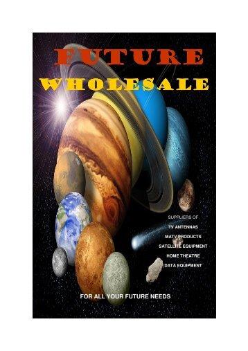 CATALOGUE COVER - Future Wholesale