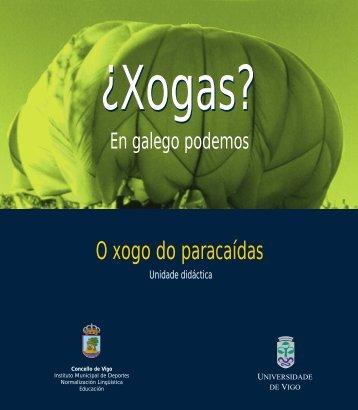 Libro O xogo do paracaídas en pdf - Concello de Vigo