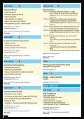 plan ekspozycji • lista wystawców • program wydarzeń - TTM - Page 6