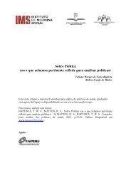 Capitulo 2 Sobre - Instituto de Medicina Social - UERJ