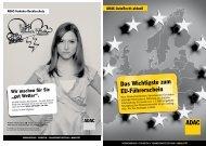 Das Wichtigste zum EU-Führerschein - ADAC