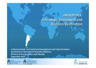 Bilateral Trade Argentina