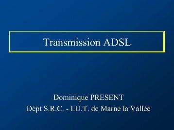 transmission ADSL