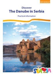 Discover The Danube in Serbia - Camping Apatin