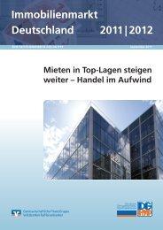 Immobilienmarkt Deutschland 2011 | 2012 - DG Hyp