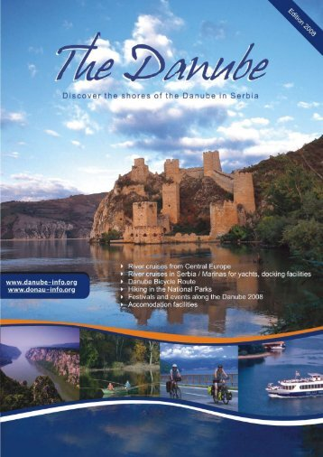 River cruises from Central Europe