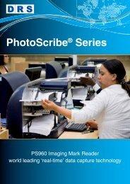 PS960 Image Mark Reader - DRS