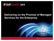 Download the PDF - SoftSummit