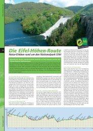 Die Eifel-Höhen-Route - Eifel-Tipp