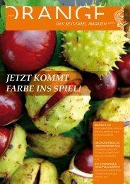 das best-sabel magazin #03/09 jetzt kommt farbe ins spiel!