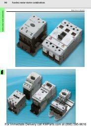 MCCB Panel Boards Short Form - Moeller Electric