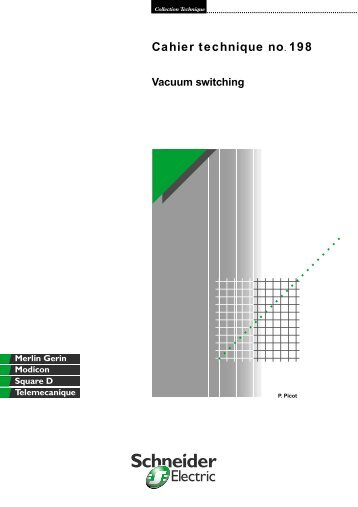 Vacuum switching - Schneider Electric