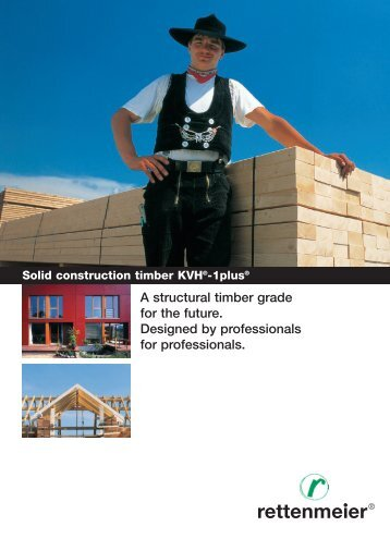 The KVH®-1plus® warranty system. - Ecobuild