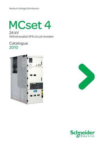 24 kV Catalogue 2010 - Schneider - error