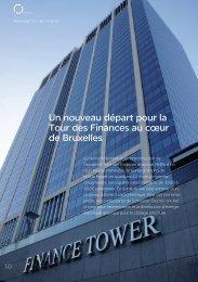 Un nouveau départ pour la Tour des Finances au cœur ... - Schneider