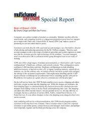 Special Report - Multichannel Merchant
