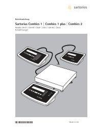 Combics 1 plus - Automatic System GmbH