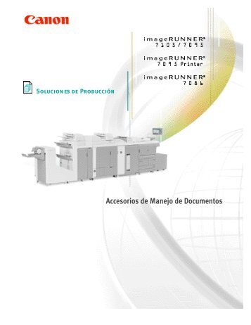 Accesorios de Manejo de Documentos