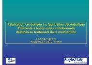 Distribution… - Le site perso de Dominique Bounie à Polytech'Lille