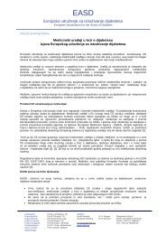 Evropsko udruženje za istraživanje dijabetesa