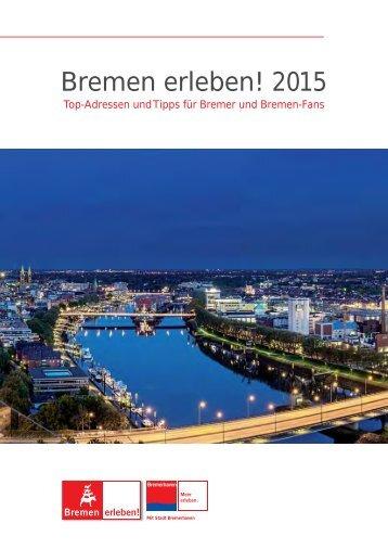 Bremen erleben! 2015