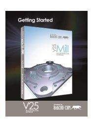 Mill Standard & Pro Manual - BobCAD-CAM