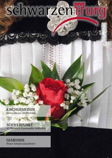 das magazin von Schwarzenburg | no 5 | mai 2012