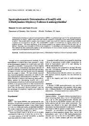 Spectrophotometric Determination of Iron(II) with ... - pdf.lookchem.com