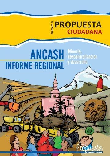 Región Ancash - Grupo Propuesta Ciudadana