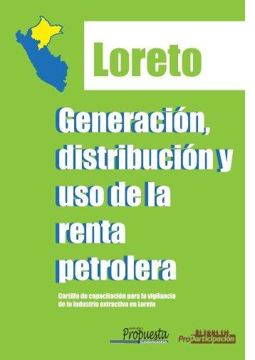 Loreto - Grupo Propuesta Ciudadana