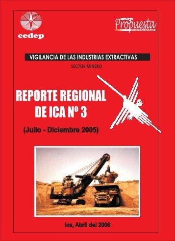 Vigilancia de las Industrias Extractivas # 03 - Grupo Propuesta ...
