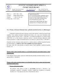 instrukce zde - Český svaz chovatelů masného skotu