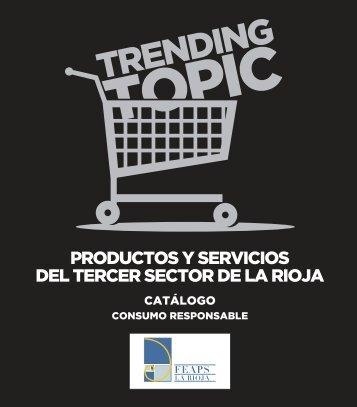 FEAPS La Rioja Catálogo Trending Topic