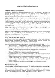 Řád PK GA.pdf, 226 kB - Český svaz chovatelů masného skotu